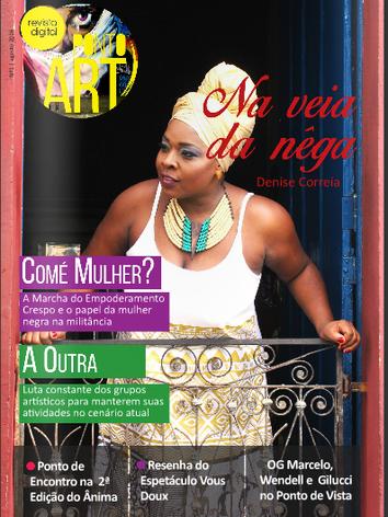 Revista Ponto Art - 1ª Edição- baixar.pn