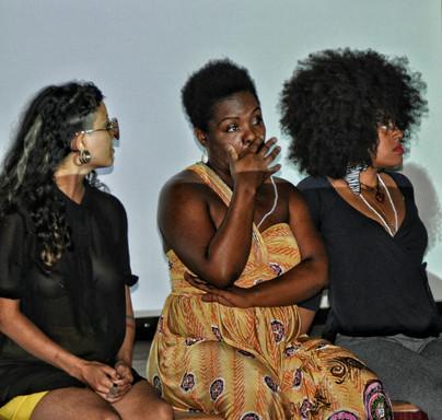 Documentário Voz sem medo