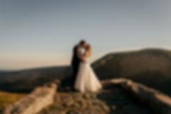 Iza & Mateusz | sesja ślubna w Karpaczu na Śnieżce