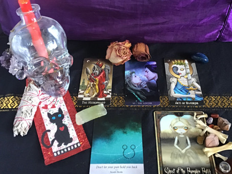 Tarotscope for the Month of October
