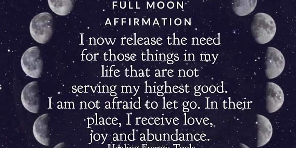 Full Moon Rituals and free readings