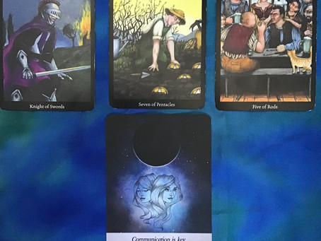 Tarot Scope for the month of March - Water Signs