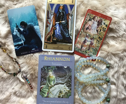 Tarotscope for the month of December