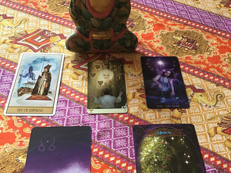 Tarotscope for the month of January