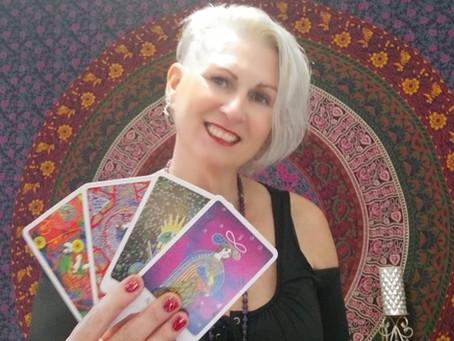 Watkins Wisdom Academy - Discover Tarot by Selena Joy Lovett