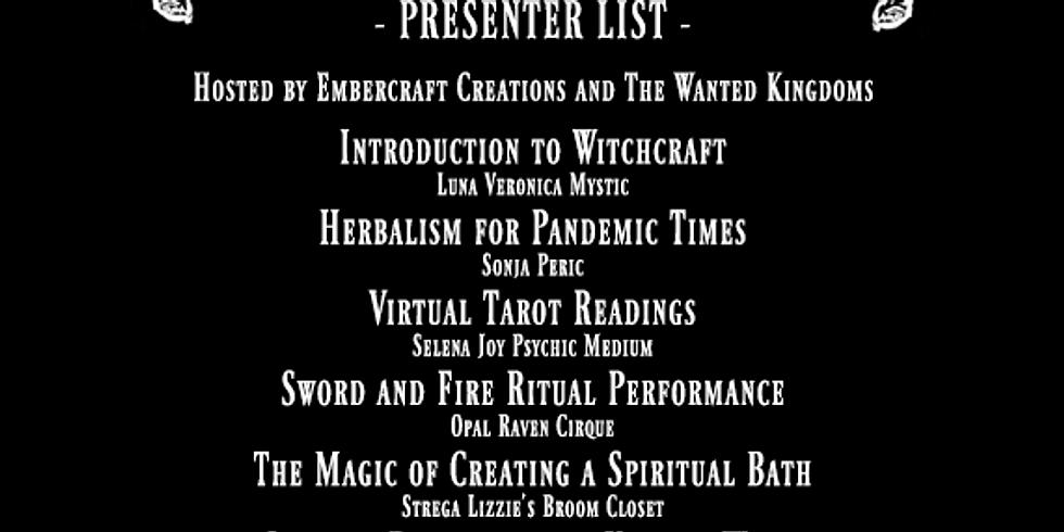Pagan Spirits of Hallow's Eve: A Virtual Event.