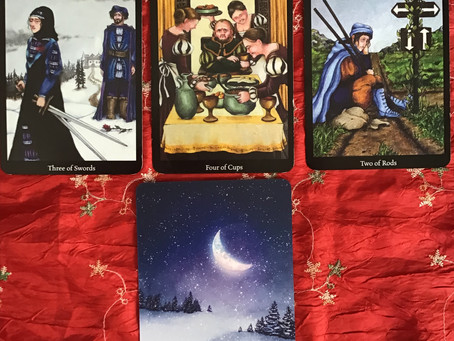 Tarot Scope for the month of March