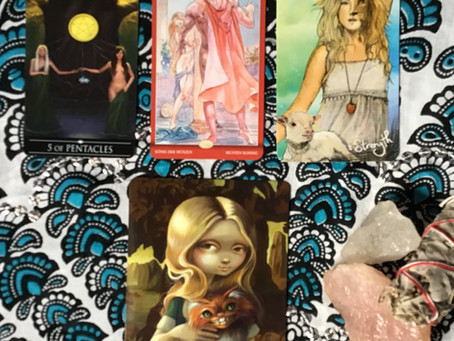 Collective Tarotscope for the Month of June