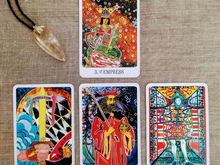 Tarotscope for the month of July