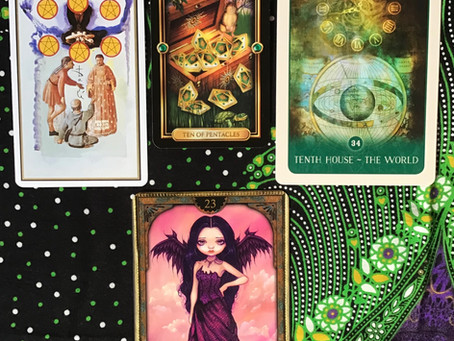 Collective Tarotscope for the Month of May