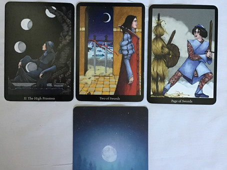 Tarot Scope for the month of March Air Signs