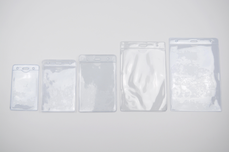 ซองพลาสติกขนาดต่างๆ