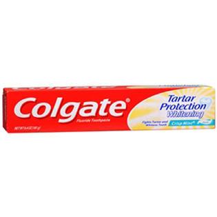 Name Brand Toothpaste