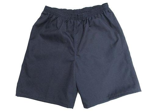 Knee Length Twill Walking Shorts