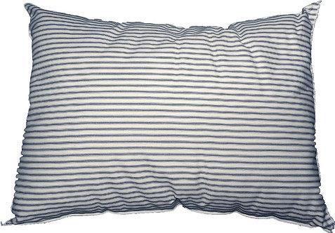 ACA Blue & White Stripe Pillow