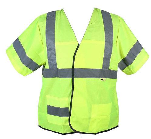 Short Sleeve Safety Vest