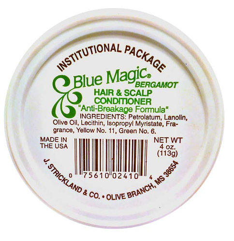 Bergamot Blue Magic Hair and Scalp