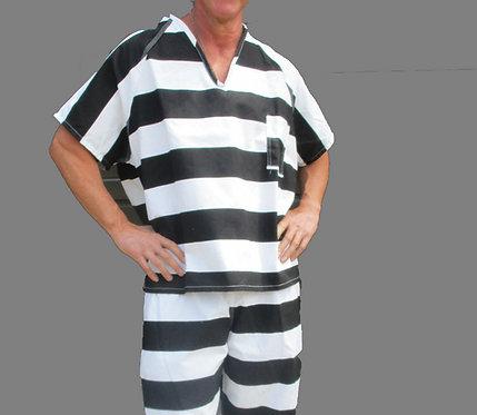 Uniform Tops, Striped Colors