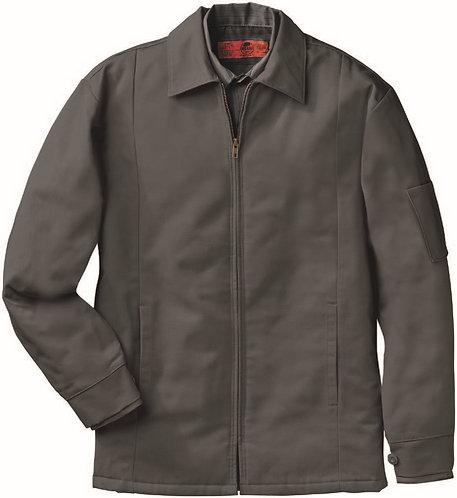 Perma- lined Panel Coat
