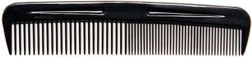 """7"""" Comb, Black"""