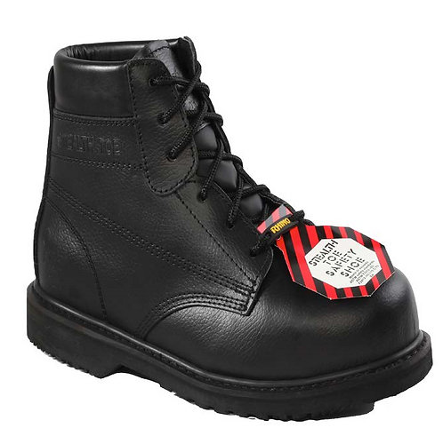 Composite Toe Leather Boot