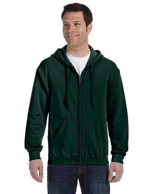 Zip-up Sweatshirt Plus Size
