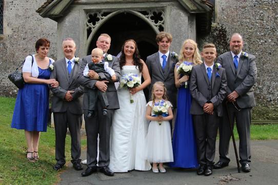 Laker Wedding