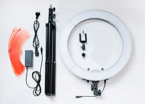 Led лампы для визажистов