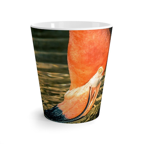 Flamingo Latte mug