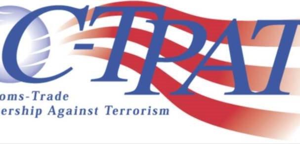 Join The Customs-Trade Partnership Against Terrorism (C-TPAT) Program