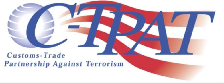 Customs Trade Partnership Against Terrorism (C-TPAT)