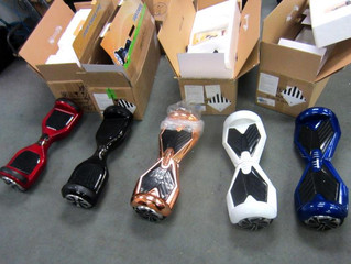 Hoverboards: At the Forefront of Safety and Intellectual Property Infringement