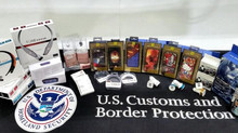 CBP Seizes $1.1 Million of Counterfeit Mobile Phone Accessories