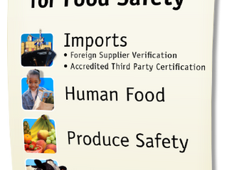 FDA Final Rule on Foreign Supplier Verification Program (FSVP)