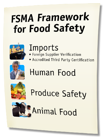 FDA Foreign Supplier Verification Program (FSVP)