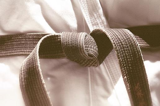 Karate-Gürtel