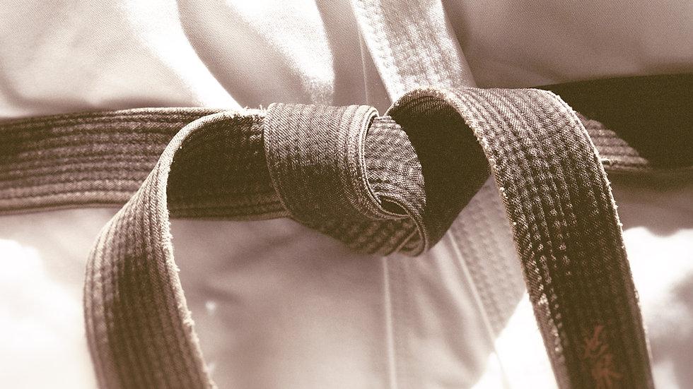 Online Karate Class - 1 hr