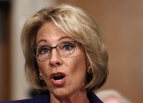 DEVOS SAFEGUARDS EDUCATION FOR SPECIAL ED STUDENTS