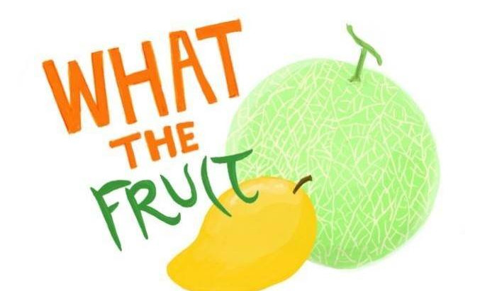 What the fruit!?