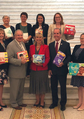 State House Diaper Drive