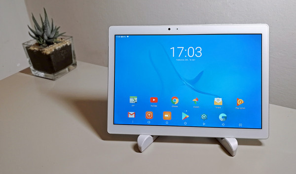 Teclast T10 Tablet סיקור סקירה ביקורת טאבלט טקלאסט