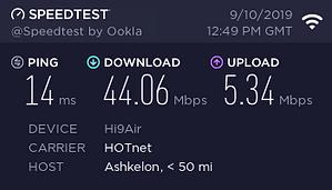 chuwi hi9 plus tablet review 4g wifi speed test