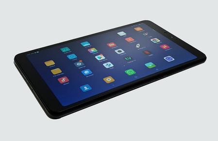 Xiaomi mi pad 4 סיקור סקירה ביקורת טאבלט שיאומי