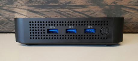 סקירה ביקורת סיקור מיני מחשב מיניקס minix neo n42c-4