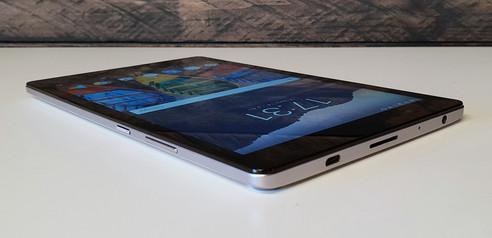 Lenovo P8 Tab3 8 Plus review סיקו סקירה ביקורת