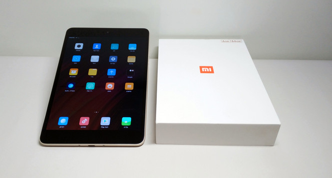 Xiaomi Mi Pad 3 טאבלט שיאומי סיקור סקירה ביקורת