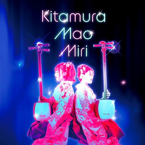 KitamuraMaoMiri 1stCD