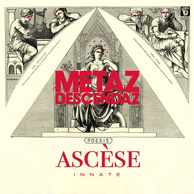 Metaz Descendaz - Ascèse (Poesis) Artwo