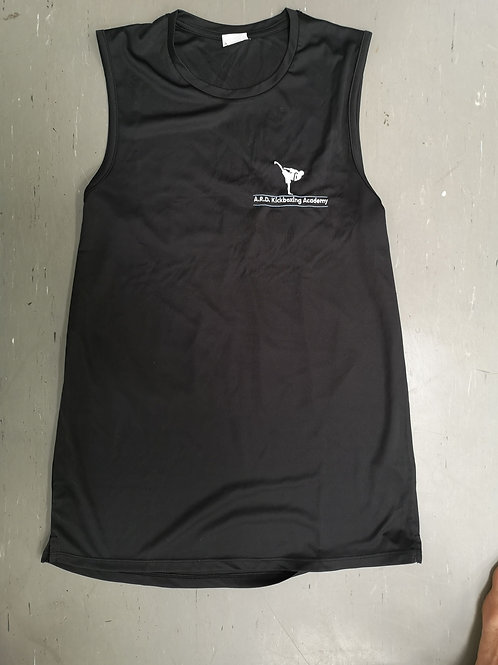 Kickboxing sports vest