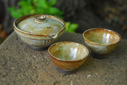 Houhin tea serving set